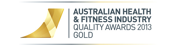 Dolphins Health Precinct Gold Quality Award 2013