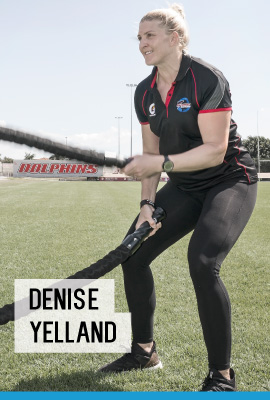 s Health Precinct - Personal Trainer - Denise Yelland
