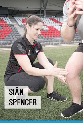 s Health Precinct - Personal Trainer - Sian Spencer