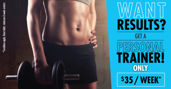 Dolphins Health Precinct - Personal Training Promotion